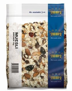 MUESLI NATURAL BIRCHER 1KG