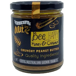Peanut Butter Honey Cinnamon 270G