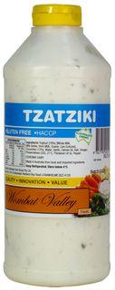 Tzatziki Garlic Sauce 1Kg Wombat