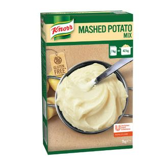 Mash Potato Instant Mix Knorr 7Kg G/F