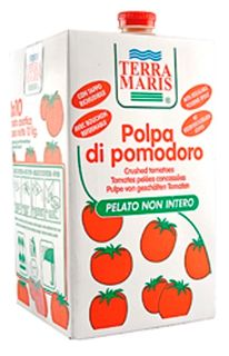 Tomato Polpa Crushed Terra Maris 10 Kg