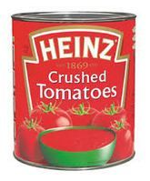 Tomato Crushed Heinz A10