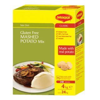 Maggi Mash Potato Gluten Free 4Kg