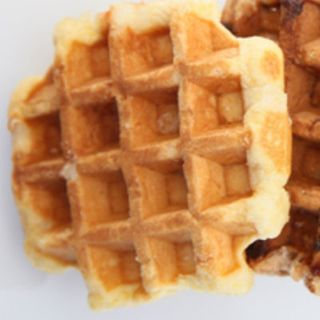 Waffles Vanilla 85G X 50 Petite Waffle