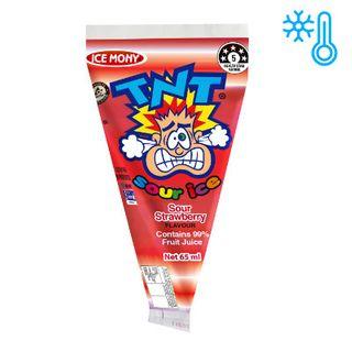 Ait Ice Mony Sour Strawberry 65Mlx72 Frz