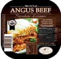LASAGNE ANGUS BEEF 24X250G ALLIED CHEF