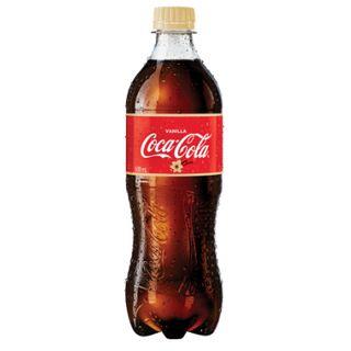 Vanilla Coke 600Ml X 24 Pet