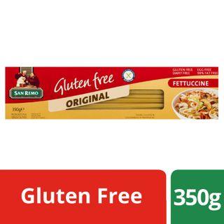 Fettuccine Gluten Free 350Gm San Remo