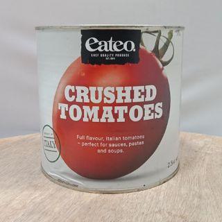 Italian Crushed Tomatoes 2.5Kg Eateo