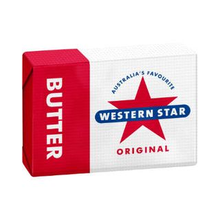 BUTTER P/C 200X7GM FOIL WESTERN STAR
