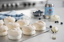 Pavlova Mini Round 40X40Gm Country Chef