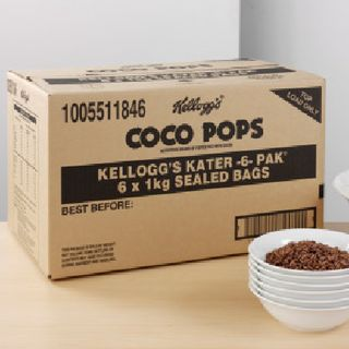 Cereal Coco Pops 6 X 1Kg