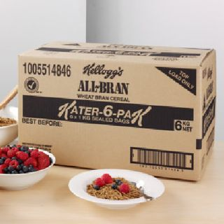 Cereal All Bran 6 X 1Kg
