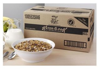 CEREAL JUST RIGHT 6X1KG CTN KELLOGGS