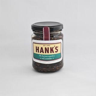 Hanks Fig And Ginger Jam 285Gm