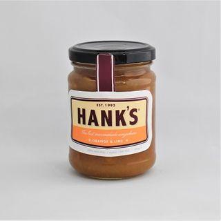 HANKS ORANGE LIME MARMALADE 285GM