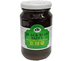 Sauce Black Bean 375Gm Castle