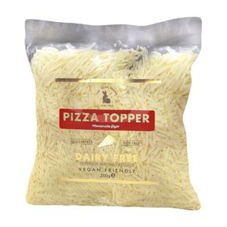 Cheese Pizza Shred Dairy Free (Vegan) 200Gm