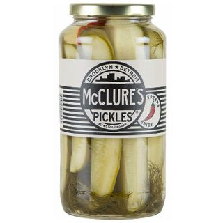Mcclures Spicy Pickles (Spears) 907Gm