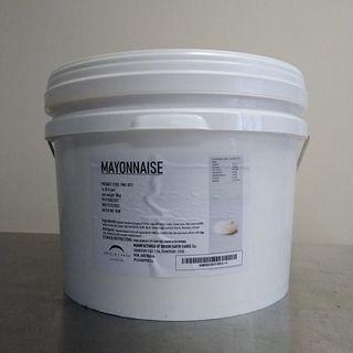 Mayonnaise Whole Egg 10Kg Origin Earth Sauce Co