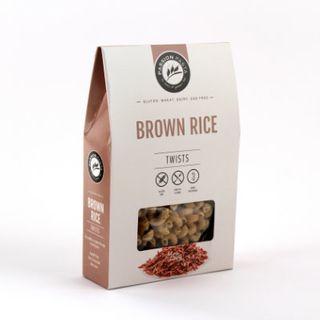 Pp Brown Rice Twists Gluten Free 250G