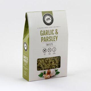 Garlic & Parsley Spirals Gluten Fre 250G