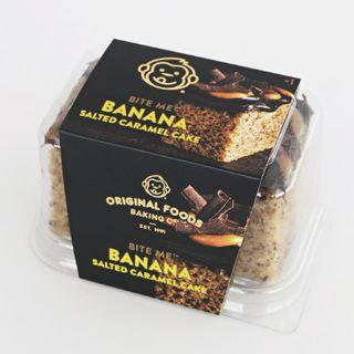 Single Serve Bananna Salted Caramel 110G X 14