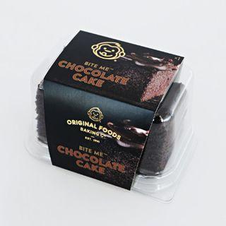 Single Serve Chocolate Cake 100G X 14