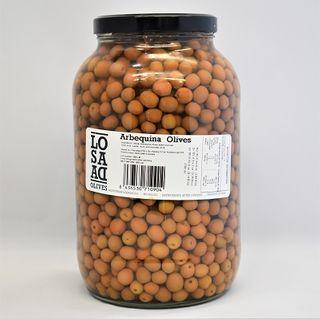 Arbequina Olives 2.35Kg