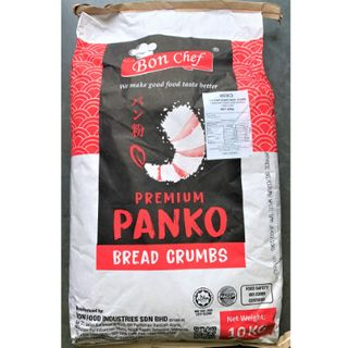 BREADCRUMBS PANKO JAPANESE 6MM 10KG