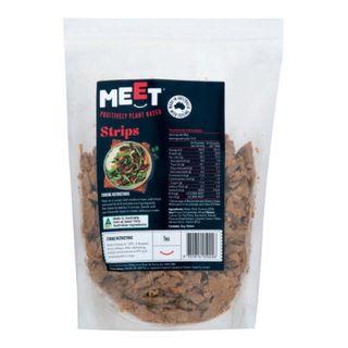Meat Strips Vegan Meet Co 1Kg