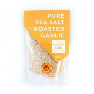 Sea Salt Roasted Garlic 100G Halen Mon