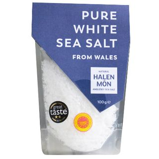 Sea Salt Pure Pdo 100G Halen Mon