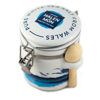 Sea Salt Pure Jar 100G Halen Mon