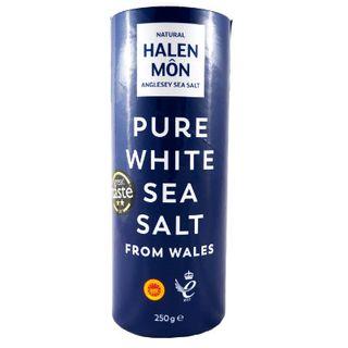 Sea Salt Pure Pdo 250G Halen Mon