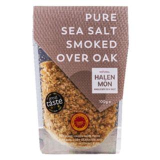 Sea Salt Oak Smoked Pdo 100G Halen Mon