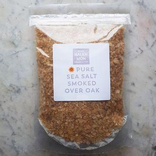 Sea Salt Oak Smoked 1Kg Halen Mon