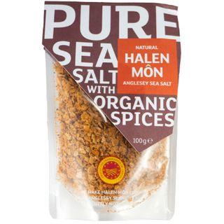 Sea Salt Spiced 100G Halen Mon