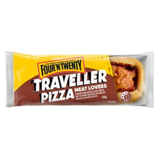 Pizza Traveller Meat Lovers 125Gx15 4N20