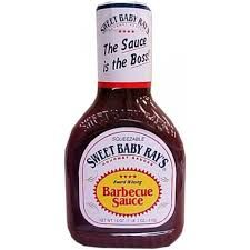 Sweet Baby Ray Original Bbq Sauce 425Ml