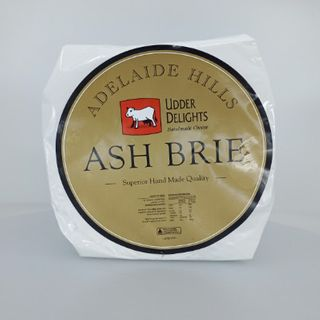 Adelaide Hills Ashed Brie App1.1Kg R/W