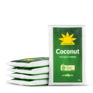 Coconut Flesh 4Kg Amazonia