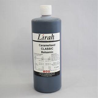 LIRAH CARAMELISED BALSAMIC ORIGINAL 1L