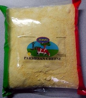 Cheese Parmesan Grated 2Kg