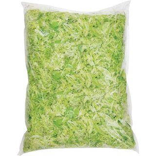 LETTUCE SHREDDED 2.5 KG FRESH