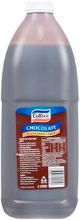 SYRUP COTTEES CHOCOLATE  3LT