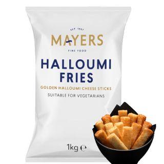 Haloumi Fries 1Kg Mayers