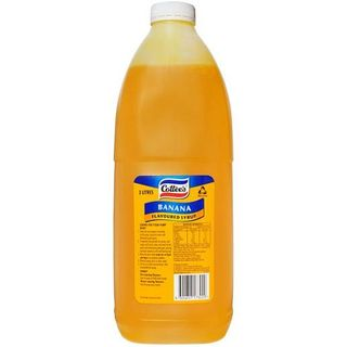 SYRUP COTTEES BANANA 3L