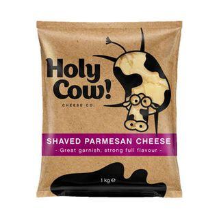 Parmesan Shaved 1Kg Holy Cow