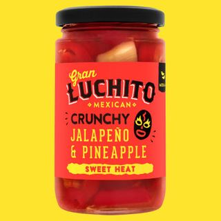 Chillies Crunchy Jalapeno Pineapple 215G